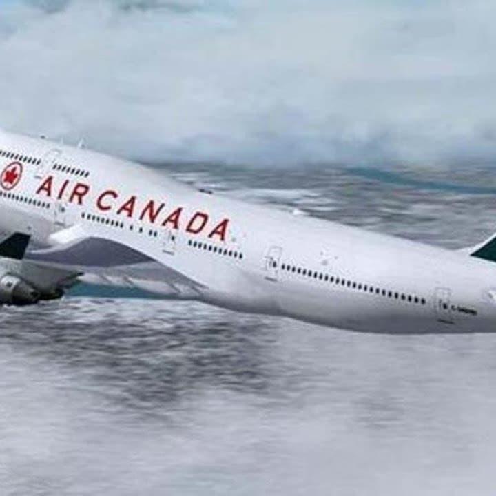 قطاع الطيران في كندا يوقف أكثر من 200 طائرة