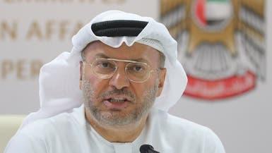قرقاش: إدارة السعودية لملف تعزيز الحوار الخليجي موضع ثقة وتفاؤل