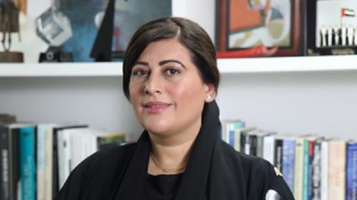 Manal Ataya, Director-General of Sharjah Museums Authority. (Phto courtesy: SMA)