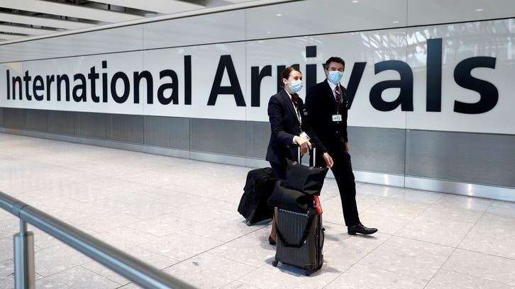 هيثرو.. أعداد المسافرين تهوي 73% في 2020