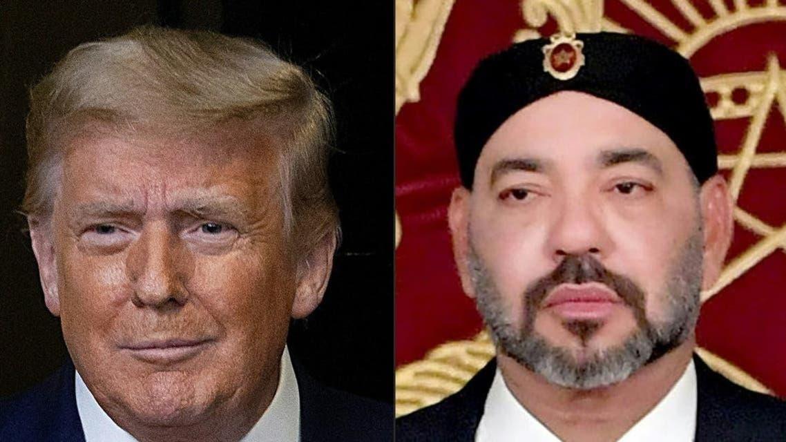 America is Morocco