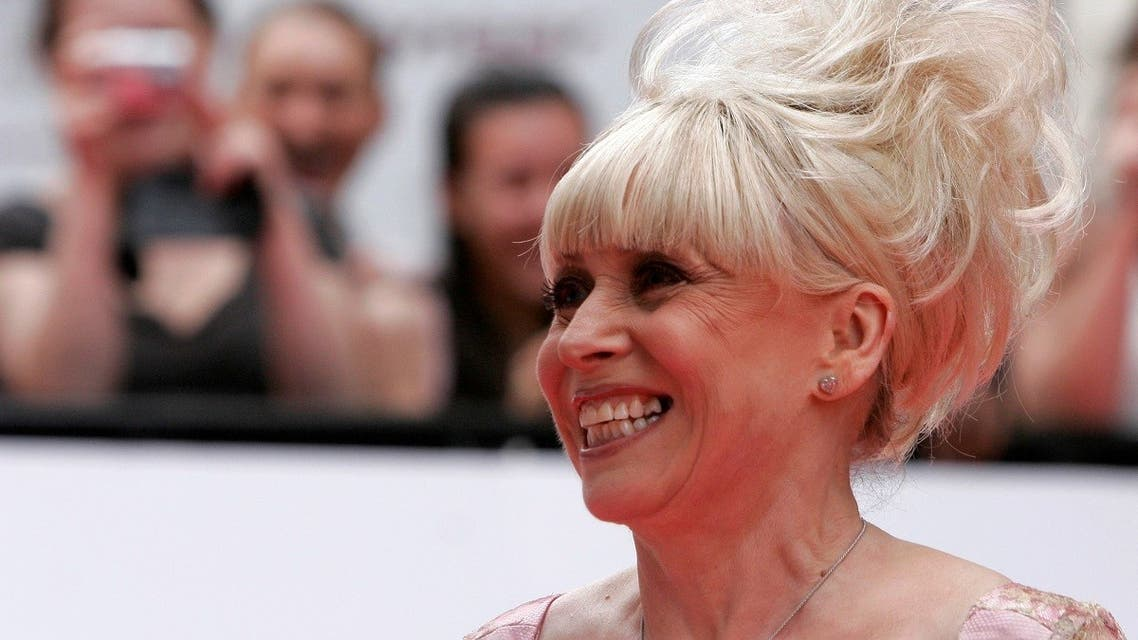 Fans photograph actress Barbara Windsor as she arrives for the British Academy Television Awards. (Reuters)