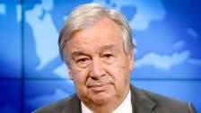 ليبيا.. غوتيريش يقترح إرسال مراقبين دوليين لدعم وقف النار