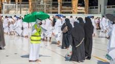 رواں عمرہ سیزن کے دوران ایک ملین خواتین نے بیت اللہ میں حاضری کا شرف حاصل کیا