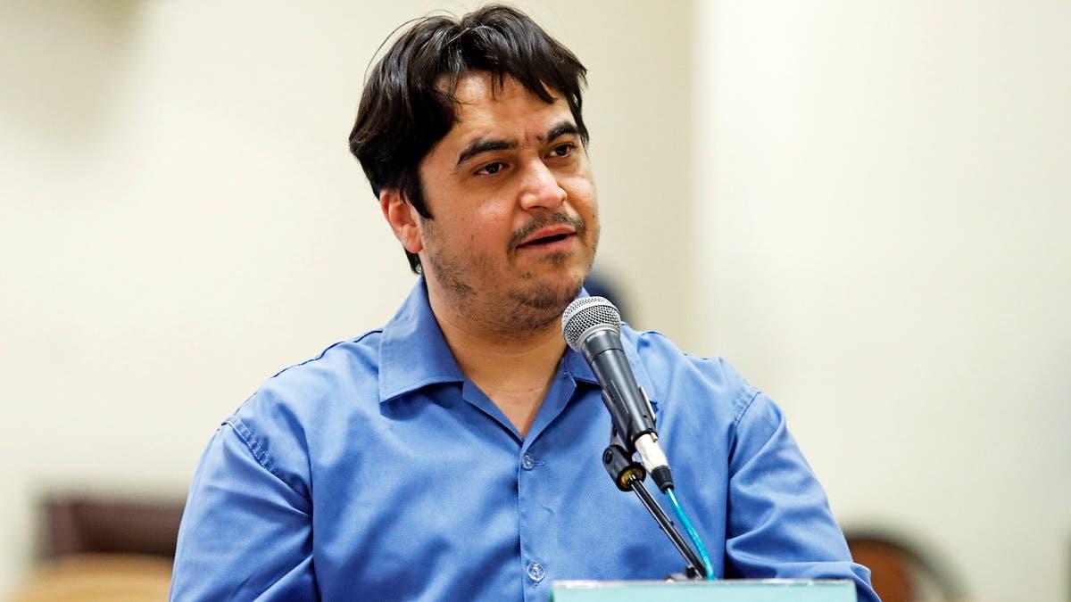 Iran executes dissident journalist Ruhollah Zam: Iranian media thumbnail