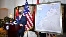 واشنگٹن نے مغربی صحارا کی شمولیت کے ساتھ مراکش کا نقشہ منظور کر لیا
