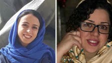 Iran sentences two women's rights activists to total of 15 years in prison