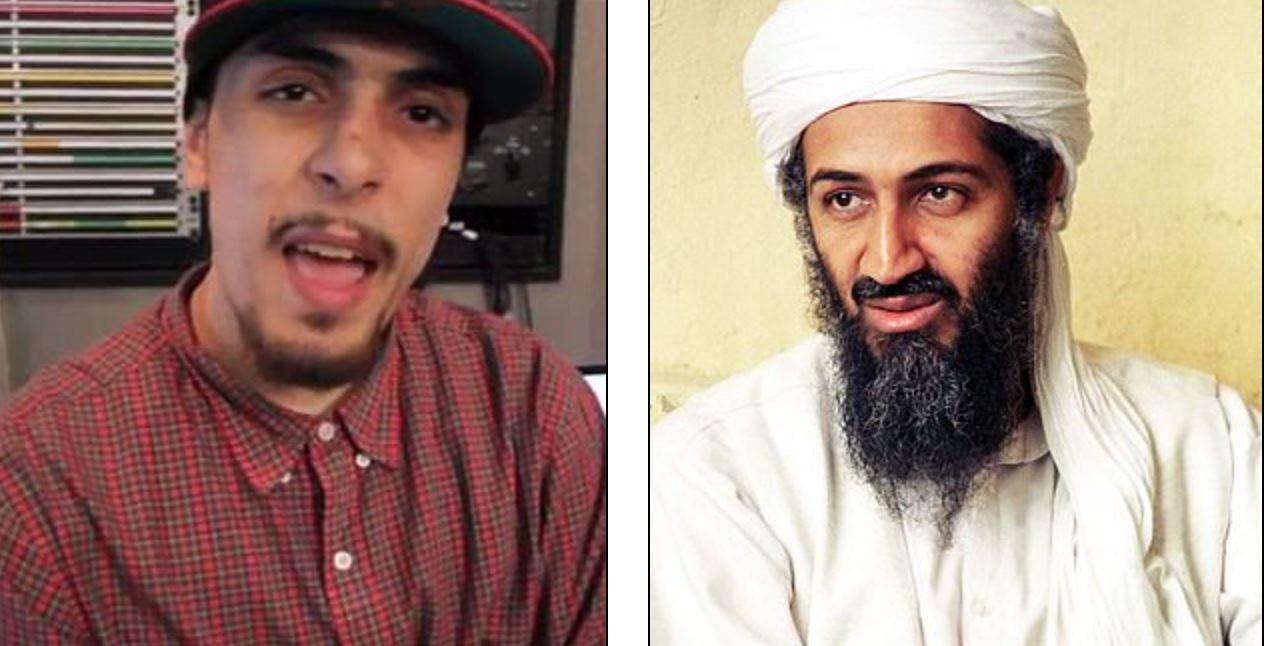 بن لادن وابن عادل عبد الباري
