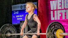 دنیا کی طاقت ور ترین بچّی کا خطاب پانے والی 7 سالہ روری
