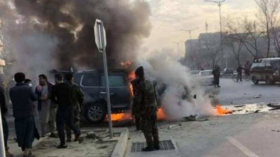 انفجار در کابل؛ محافظ و راننده یک عضو پارلمان افغانستان کشته شدند