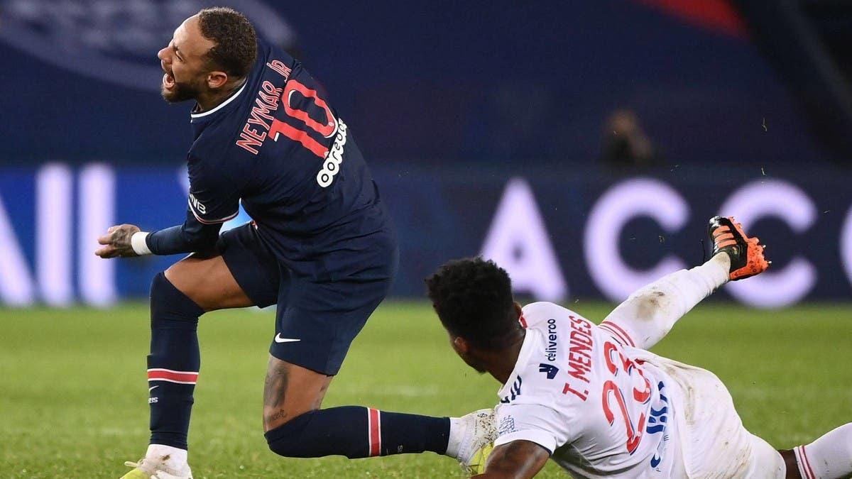 نيمار يعود إلى تدريبات باريس سان جيرمان