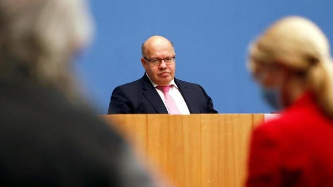 وزير الاقتصاد الألماني - رويترز