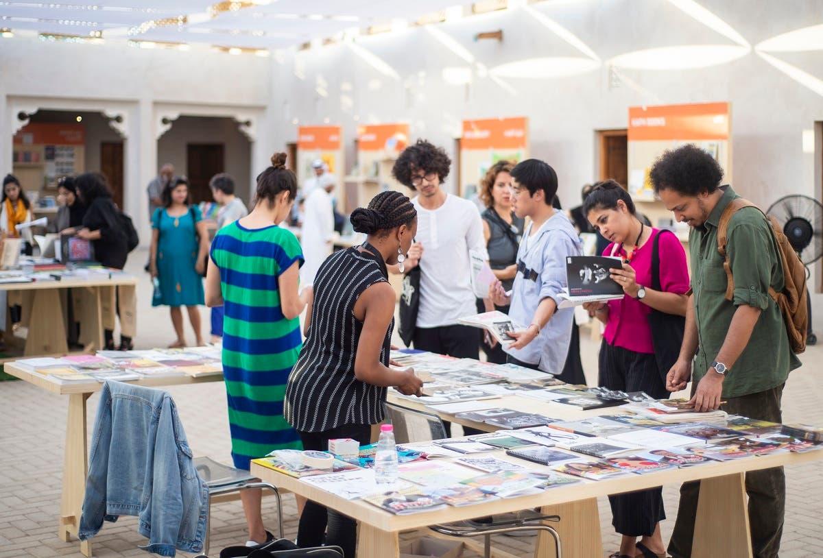 FOCAL POINT art book fair, 2019. Bait Obaid Al Shamsi. (Courtesy: Sharjah Art Foundation)