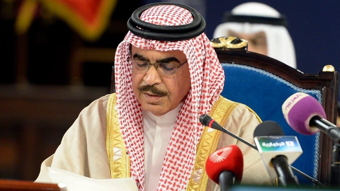 Bahrain's Interior Minister Shaikh Rashed bin Abdullah al-Khalifa pictured. (File photo: Reuters)