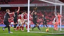 هدف أوباميانغ يمنح بيرنلي نقاط مباراة أرسنال