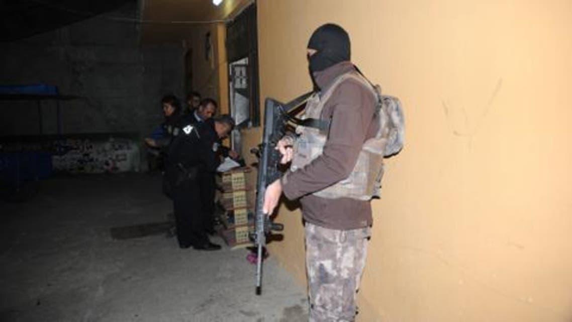 دستگیری یک شبکه 11 نفره مرتبط با دستگاههای اطلاعاتی ایران در استانبول