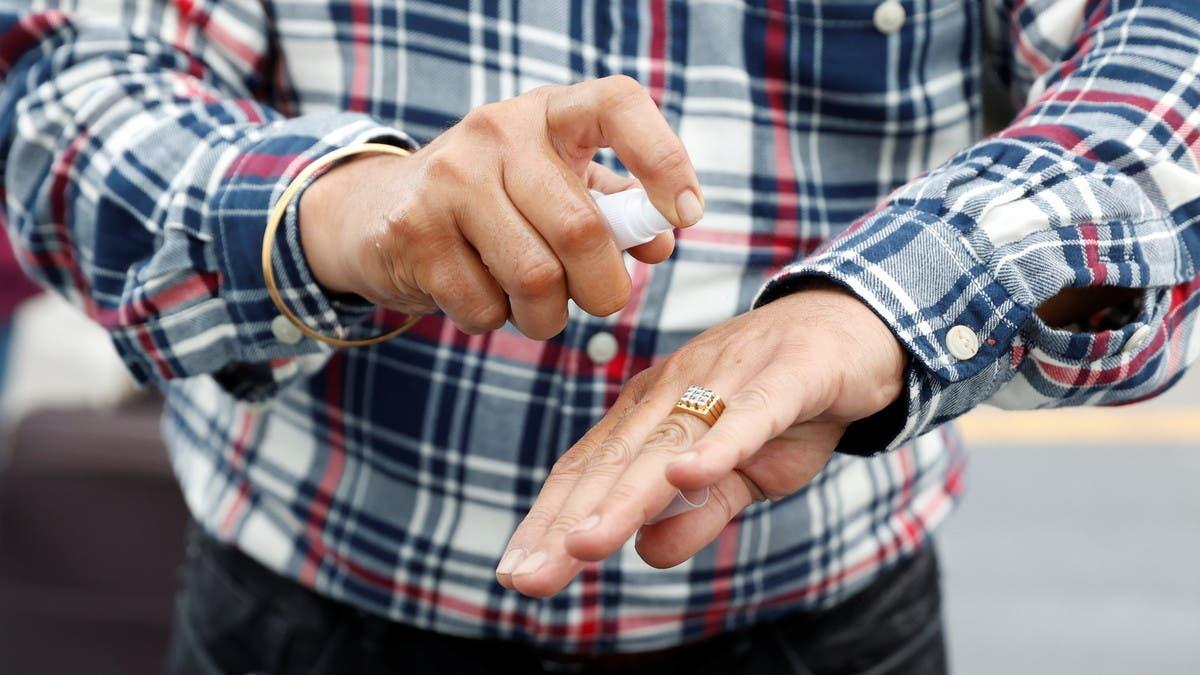 Coronavirus: Thousands of liters of dangerous hand sanitizer seized by EU body thumbnail