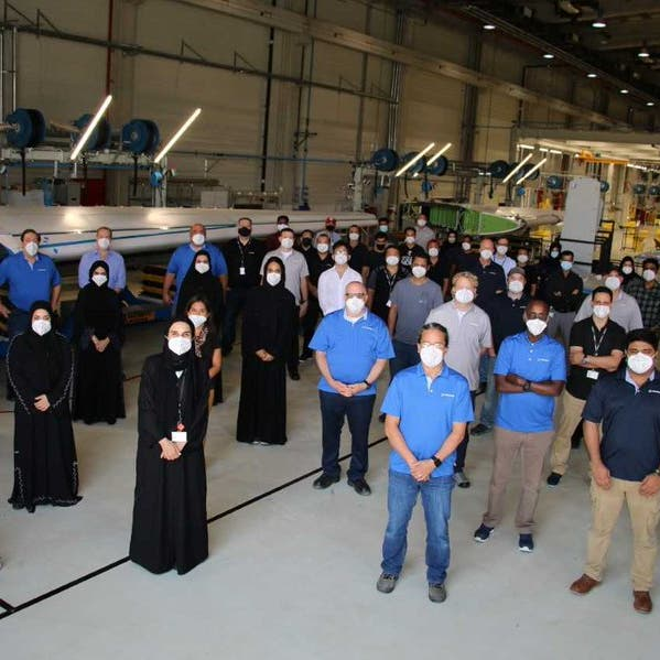 """ستراتا الإماراتية تسلم أولى أجزاء طائرة """"بوينغ"""" 787 دريملاينر"""