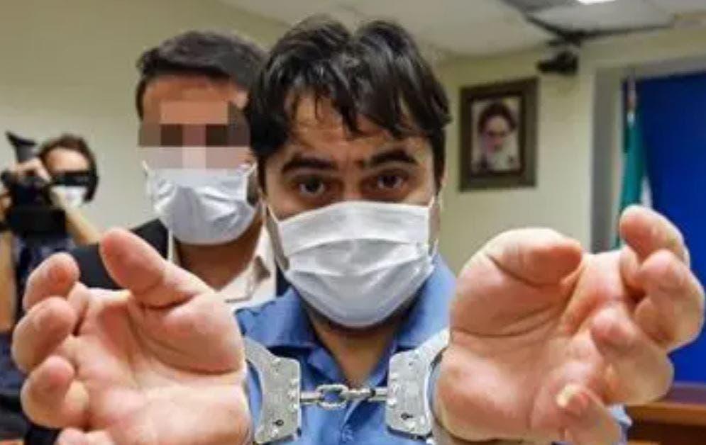 الصحافي الإيراني الراحل