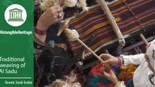 UNESCO adds Saudi Arabia, Kuwait's weaving of Al Sadu to its Intangible Heritage list