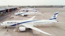 کرونا پھیلاو کے باعث اسرائیل نے ایک ہفتے کے لیے بین الاقوامی فضائی سروس بند کردی