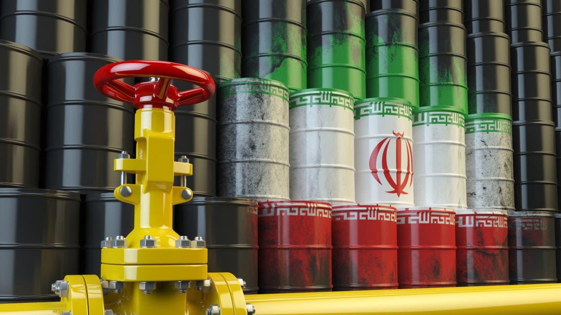 نفط إيران - istock