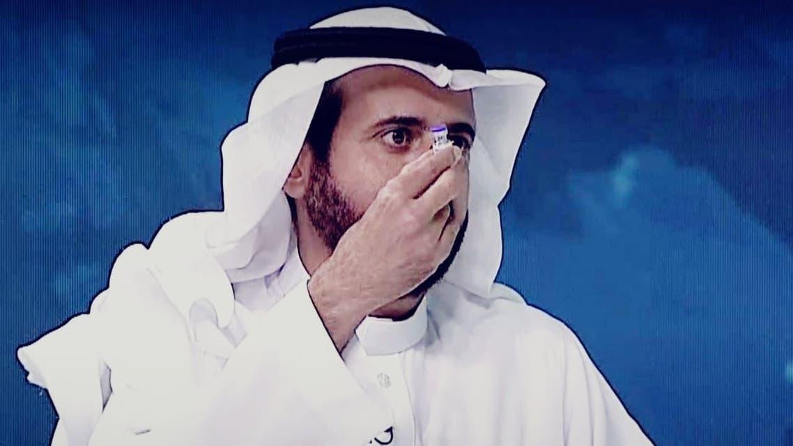 Saudi Health Minister Dr. Tawfiq al-Rabiah coronavirus COVID-19 vaccine. (Via @SaudiMOH Twitter)