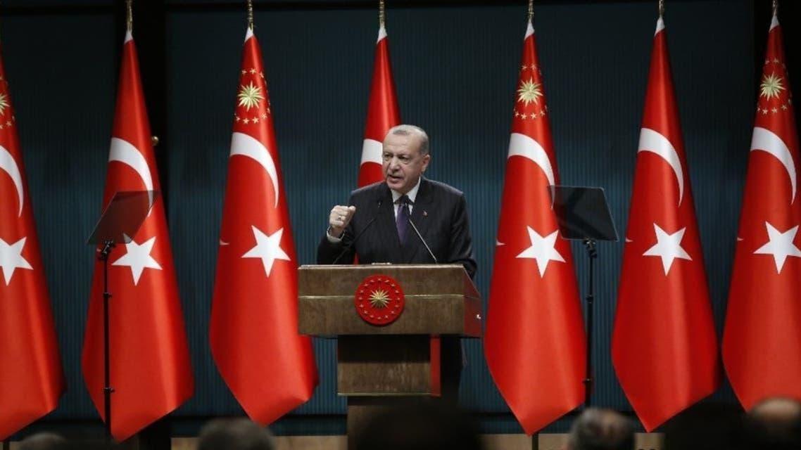 Turkey: Undergone