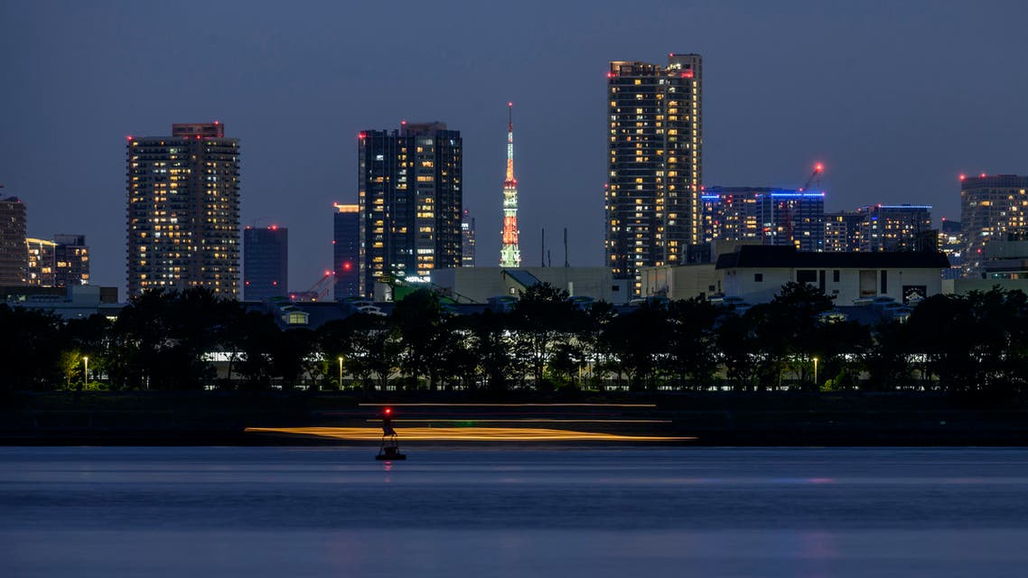 Tokyo, Japan AFP