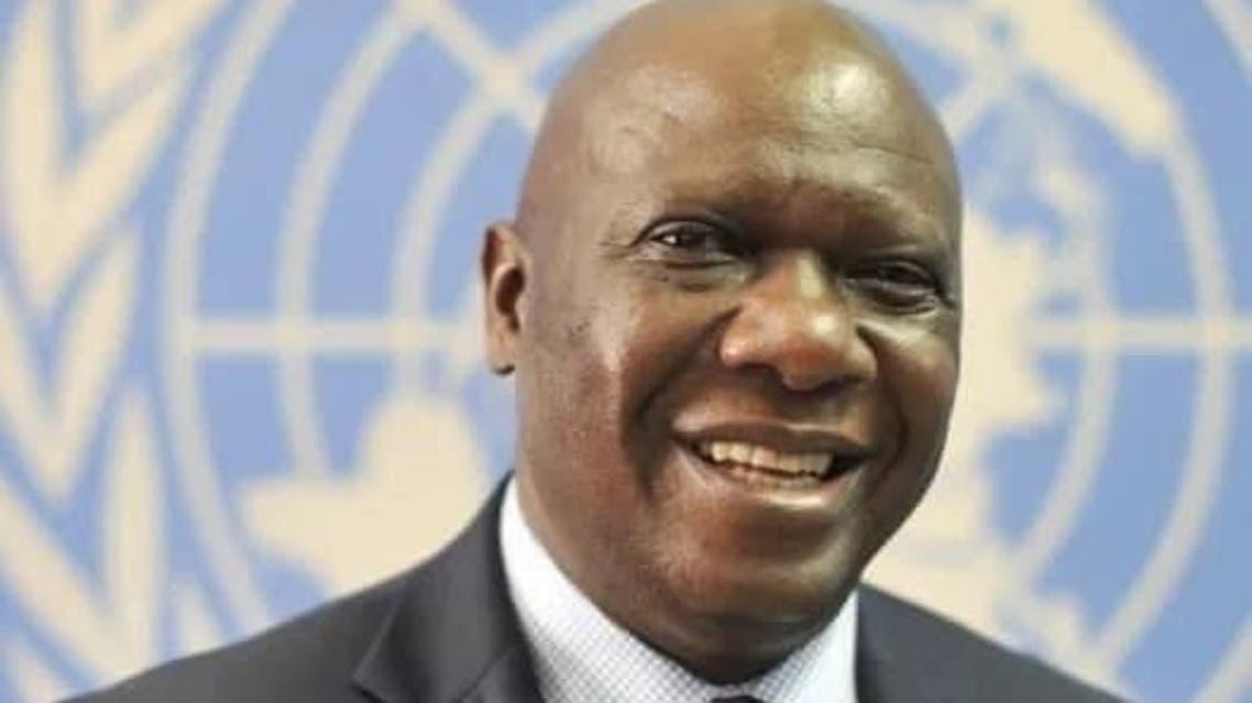 الزيمبابوي رايزيدون زينينجا الأمين العام المساعد ومنسق بعثة الأمم المتحدة للدعم في ليبيا