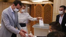 برسالة طولها 2 كم.. تدشين حملة الأسد لانتخابات الرئاسة