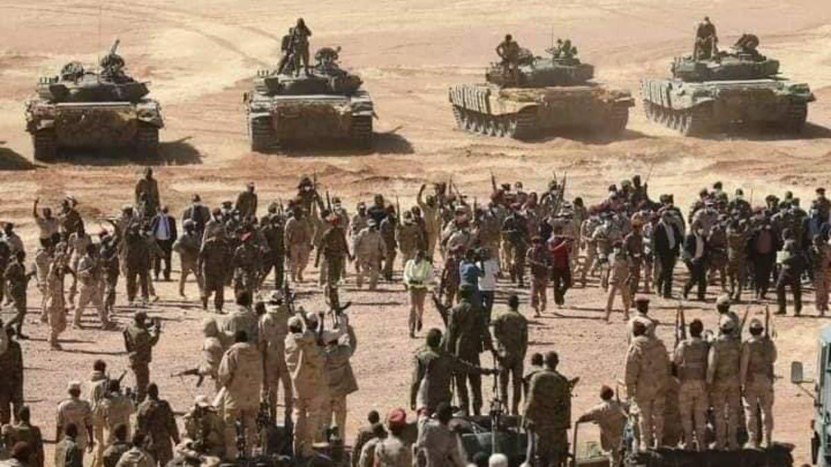 حشود للجيشين السوداني والإثيوبي قرب منطقتين حدوديتين