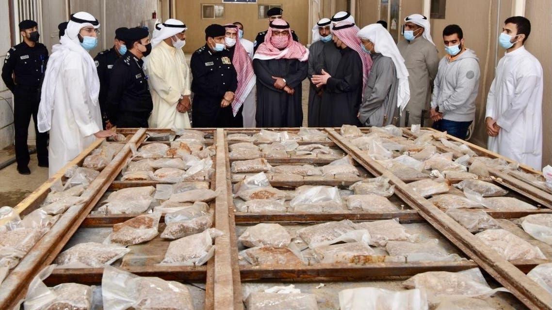 تعاون كويتي سعودي في إحباط عملية تهريب