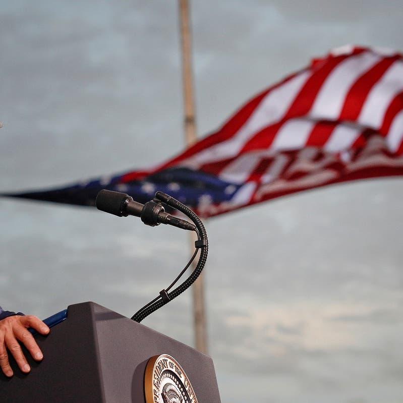ترمب: مقتحمو الكونغرس لا يمثلون أميركا وسيدفعون الثمن