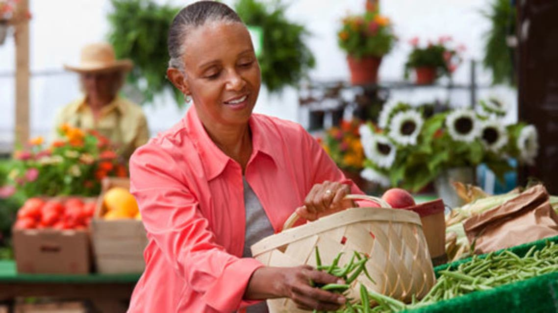 أغذية تحارب الشيخوخة تعبيرية