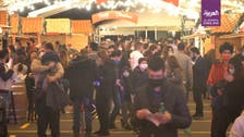 Watch: Beirut neighborhood damaged by explosion opens Christmas village