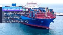 الموانئ السعودية تشهد ارتفاعاً بأعداد الحاويات التجارية