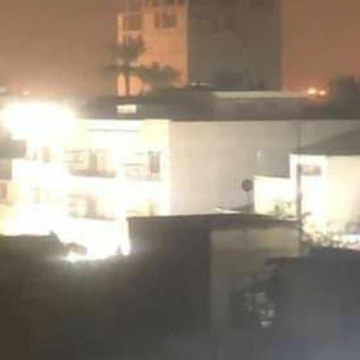 هجوم بصواريخ الكاتيوشا في بغداد.. وسفارة أميركا تتصدى