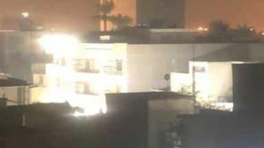 سفارت آمریکا در بغداد هدف حمله موشکی قرار گرفت