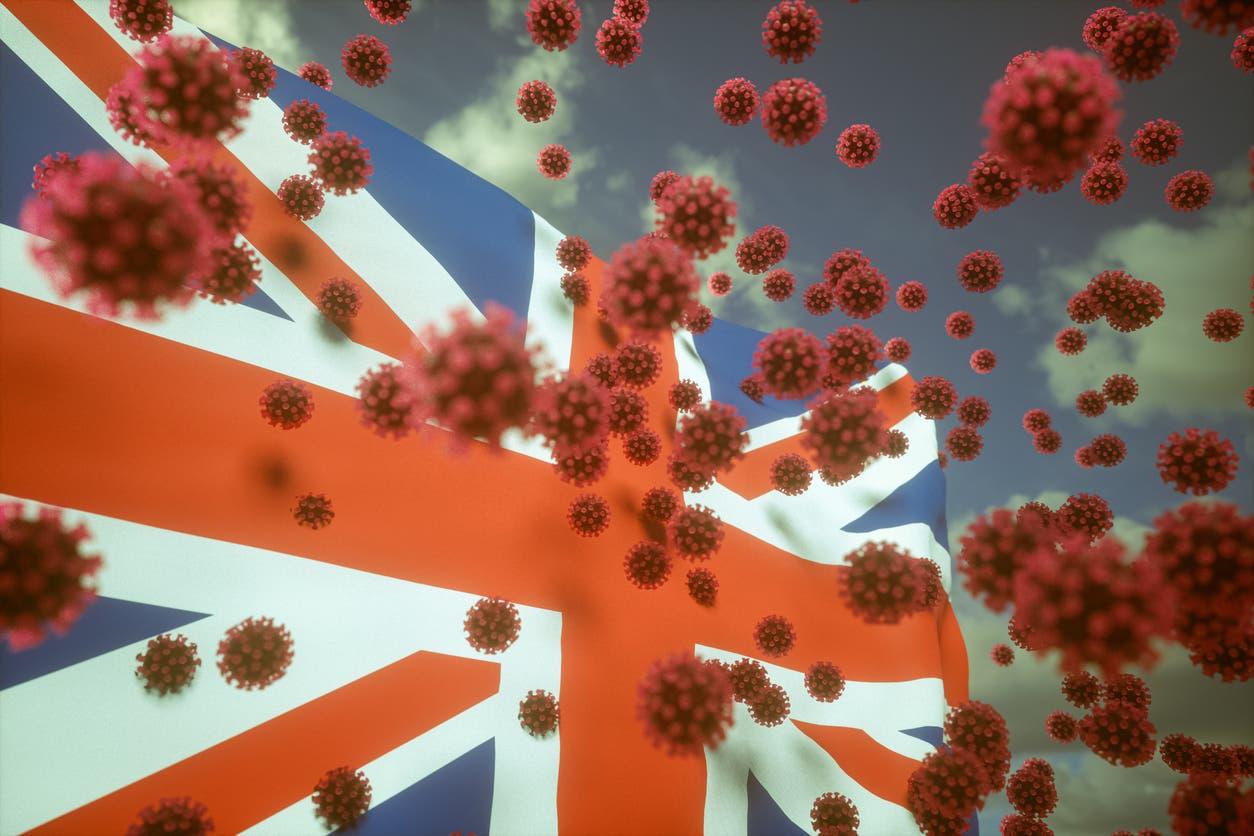 المتحور البريطاني يصل إلى 70 بلداً