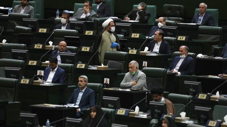 Iran parliament rejects bill to ban military commanders from running for president