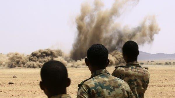 الجيش السوداني: سلمنا 61 أسيرا إثيوبيا