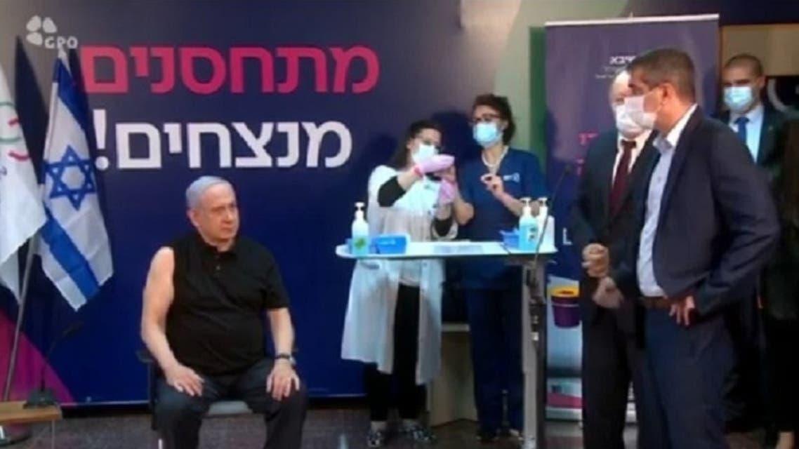 Israel: Natinuahu got Coronavirus Vaccine