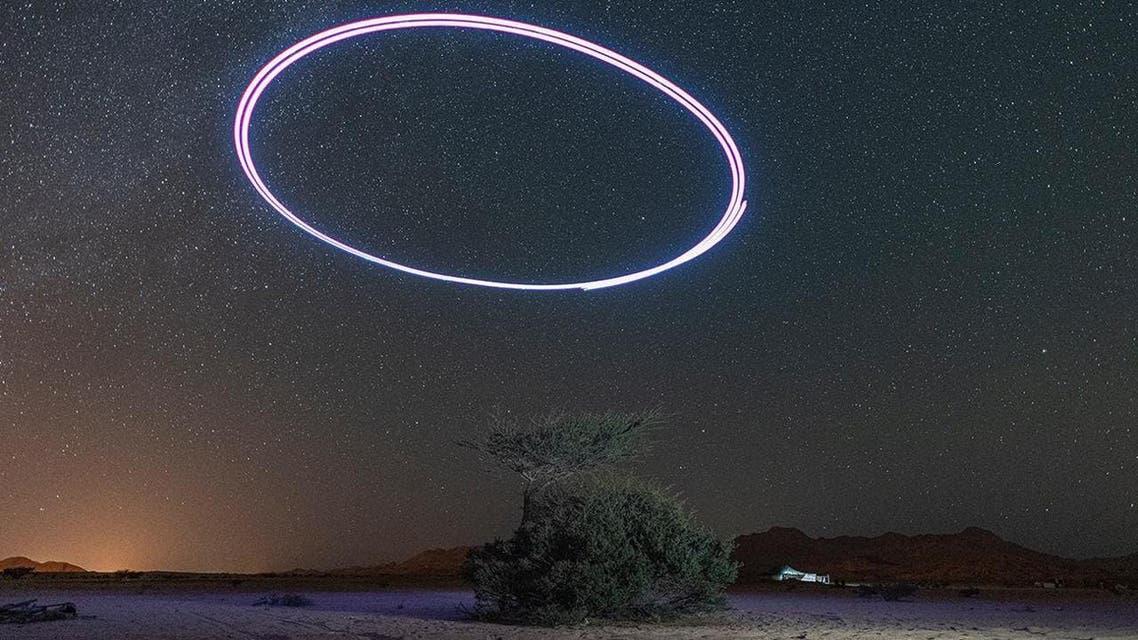 Saudi Photographer skill