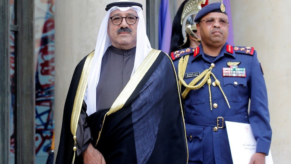 Sheikh Nasser Sabah al-Ahmad al-Sabah. (Reuters)