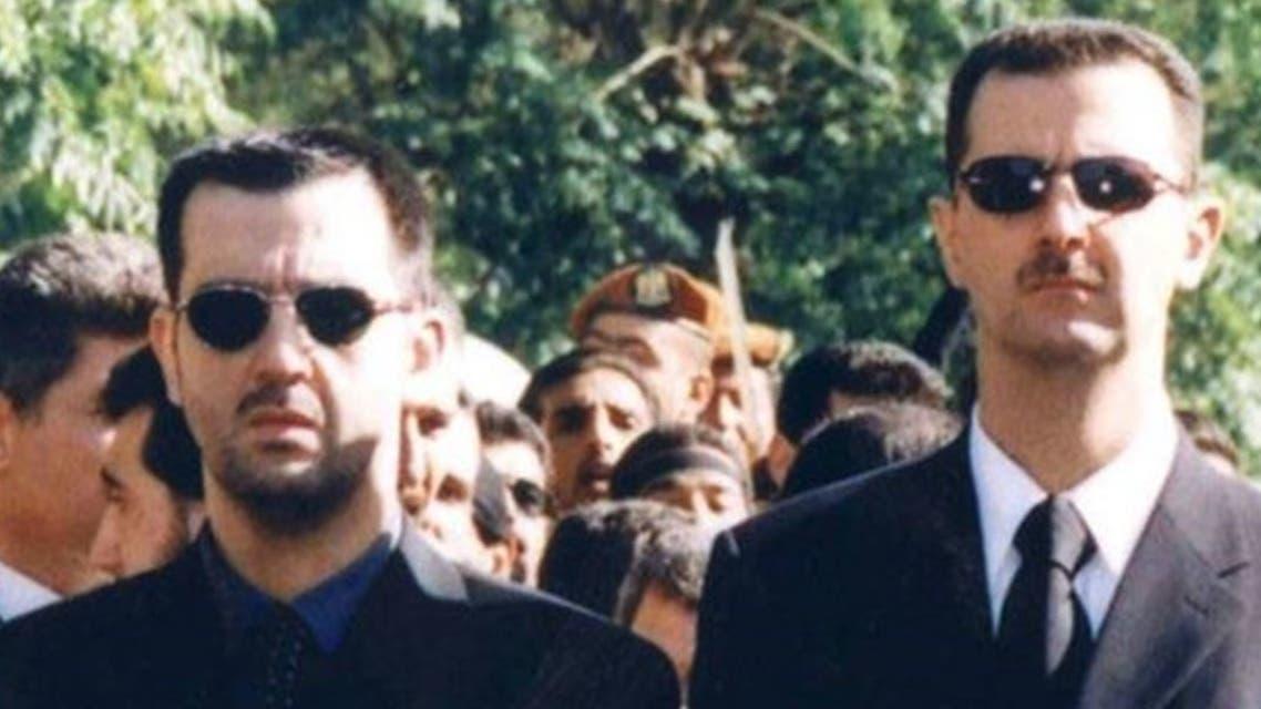بشار وماهر الأسد