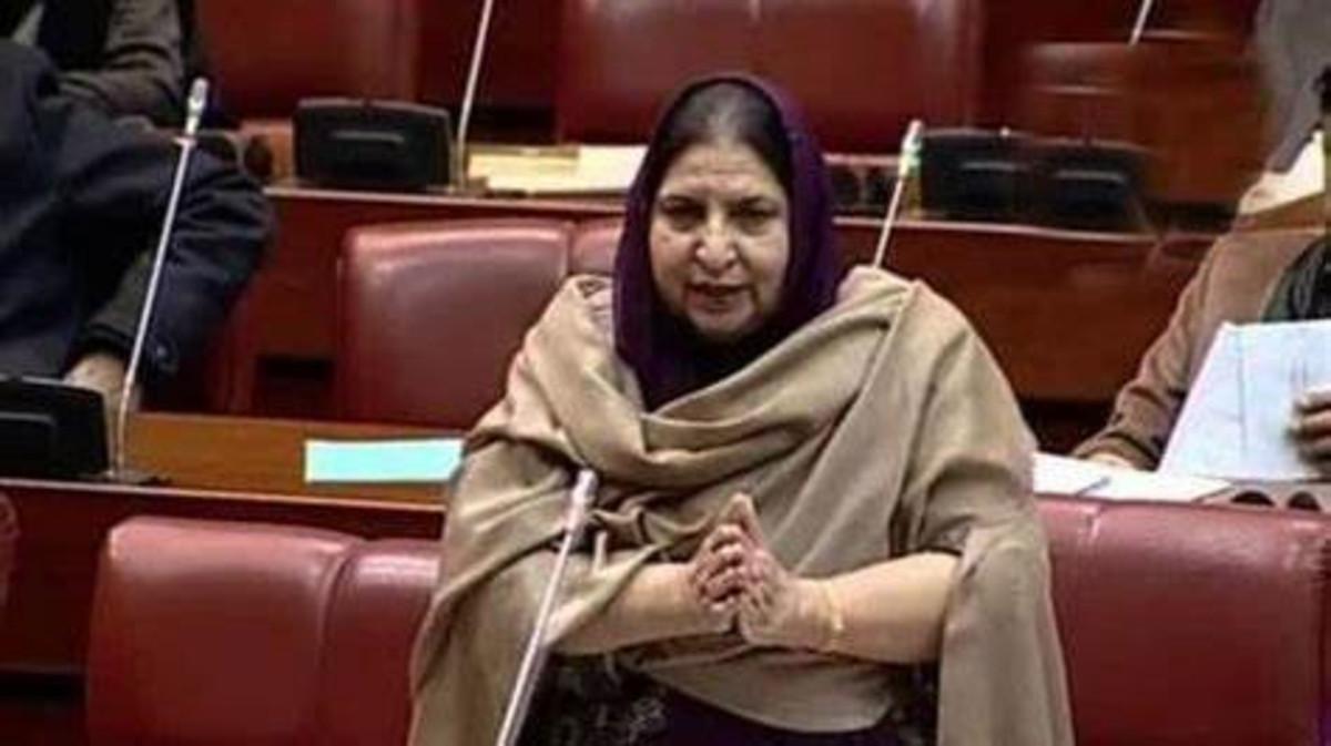 Pakistan: Senator Kalsoom Parveen