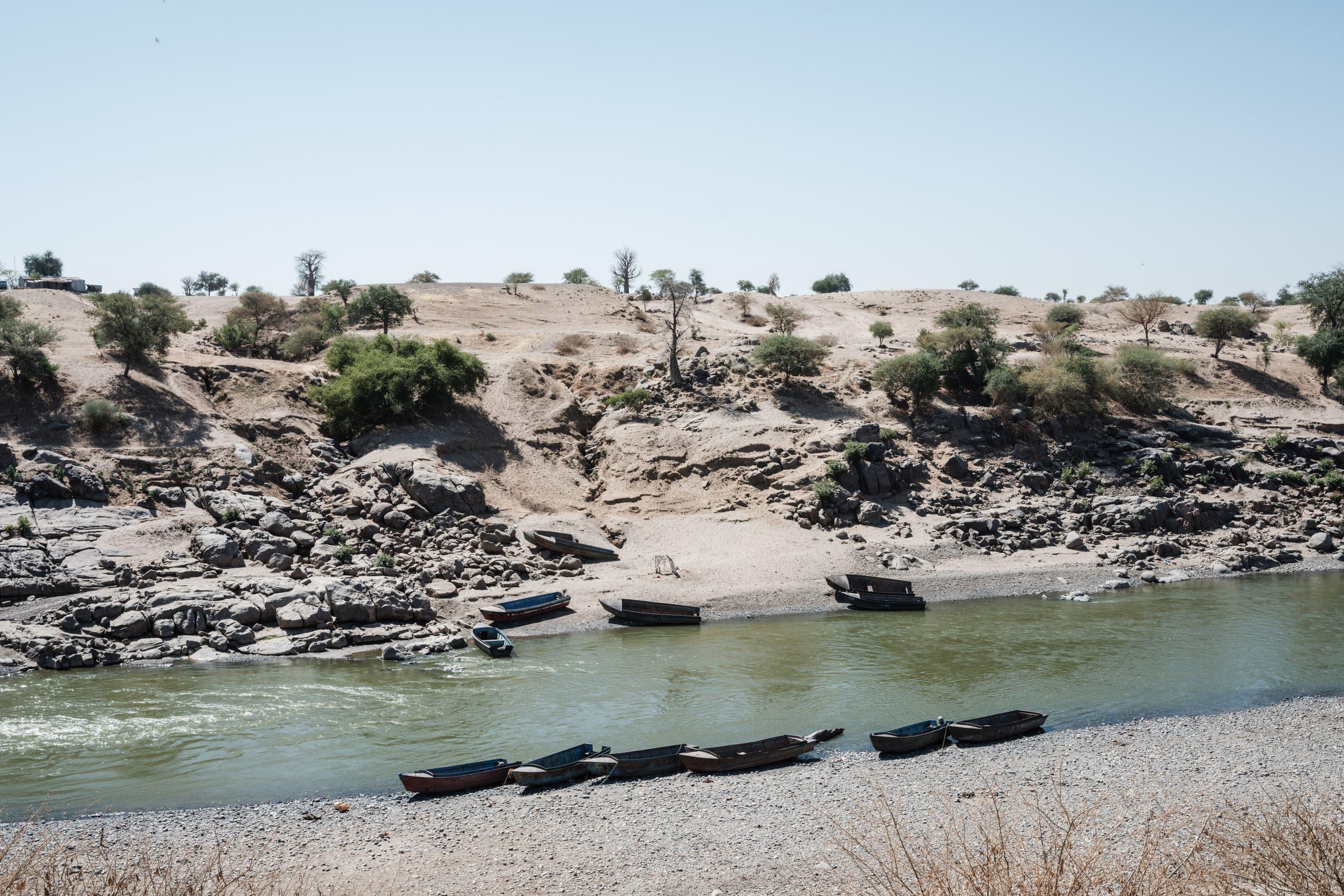 من الحدود السودانية الإثيوبية (فرانس برس)