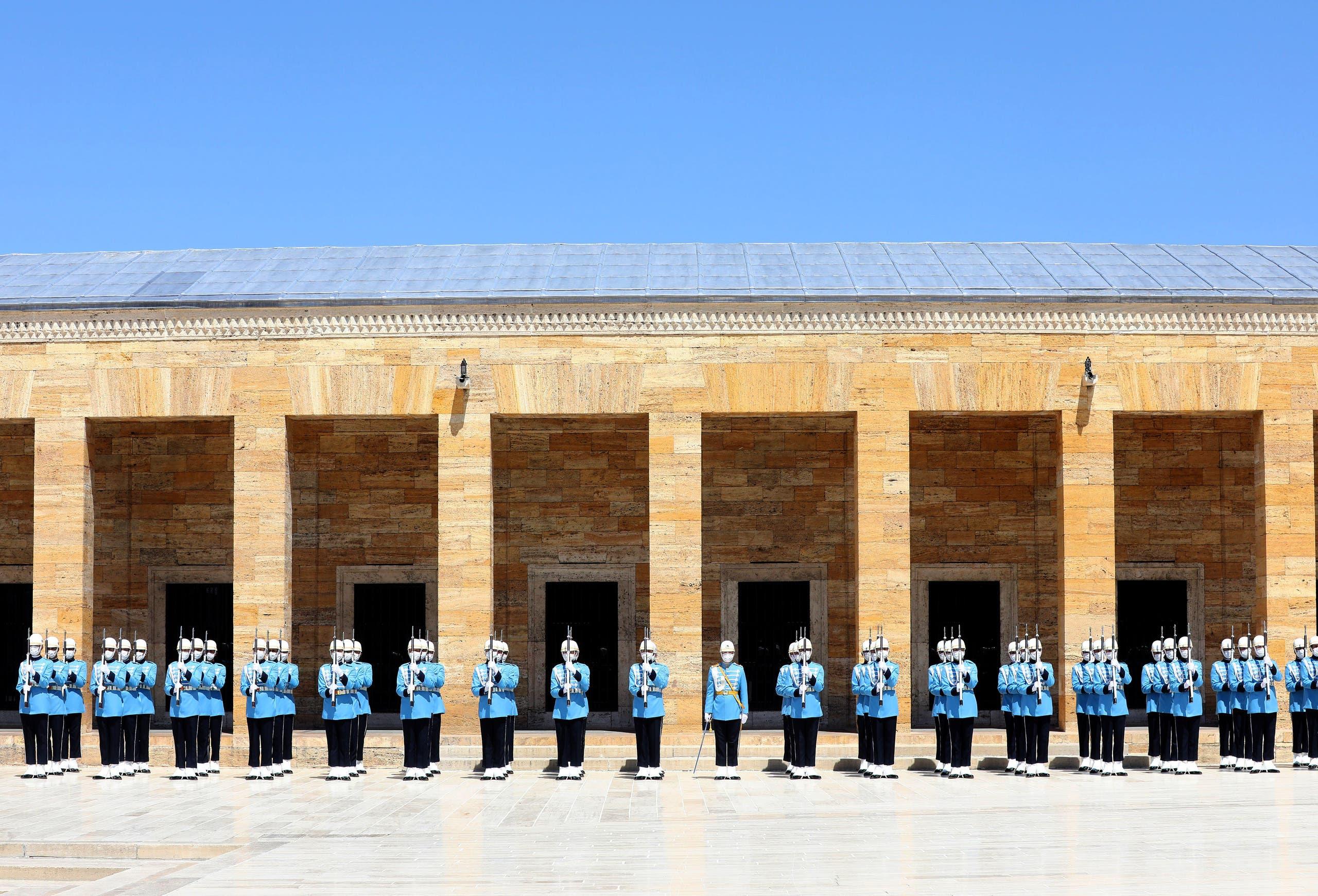 جنود أتراك (أرشيفية- فرانس برس)
