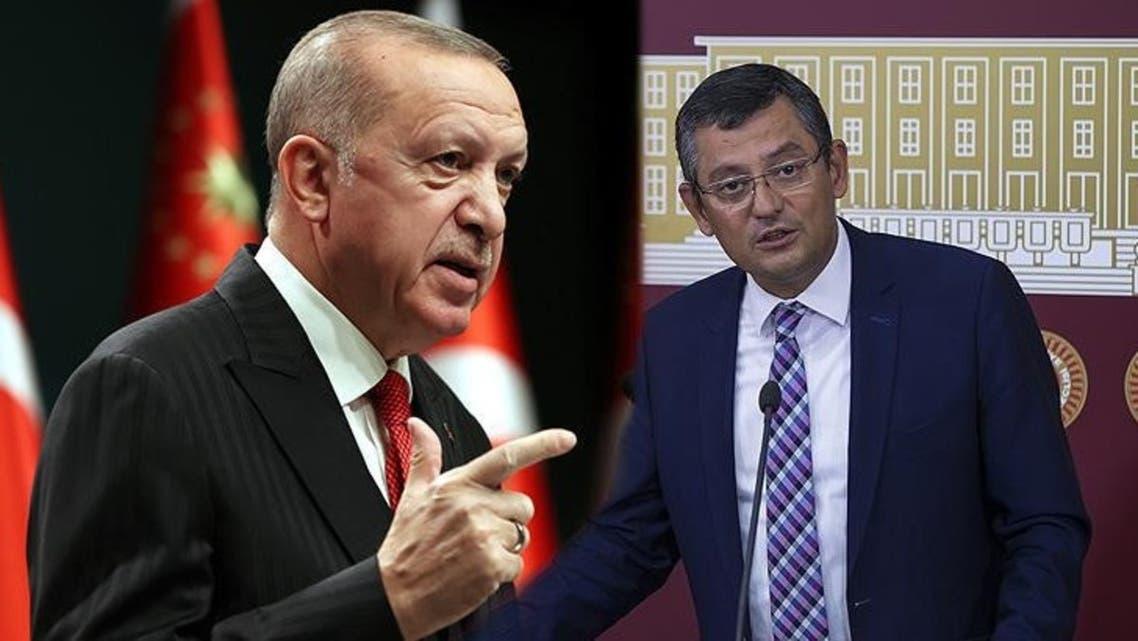 أوزغور أوزيل ورجب طيب أردوغان